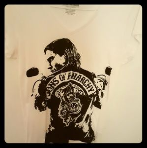 Sons of Anarchy T-Shirt. NEW.